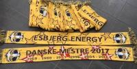 Halstørklæder til danske mestre