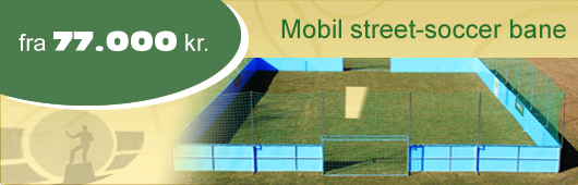 mobil streetsoccer arena
