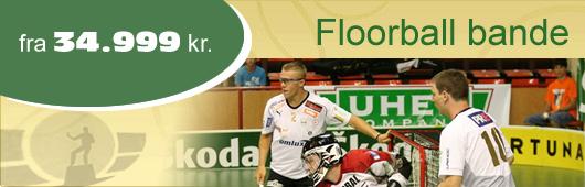 Floorball bander