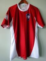 Nye fodbold trøjer