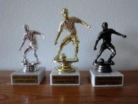Fodbold statuer