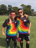 Fodbold trøjer til Pride 2016