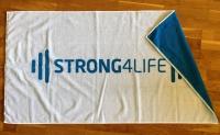 Strong4life badehåndklæder