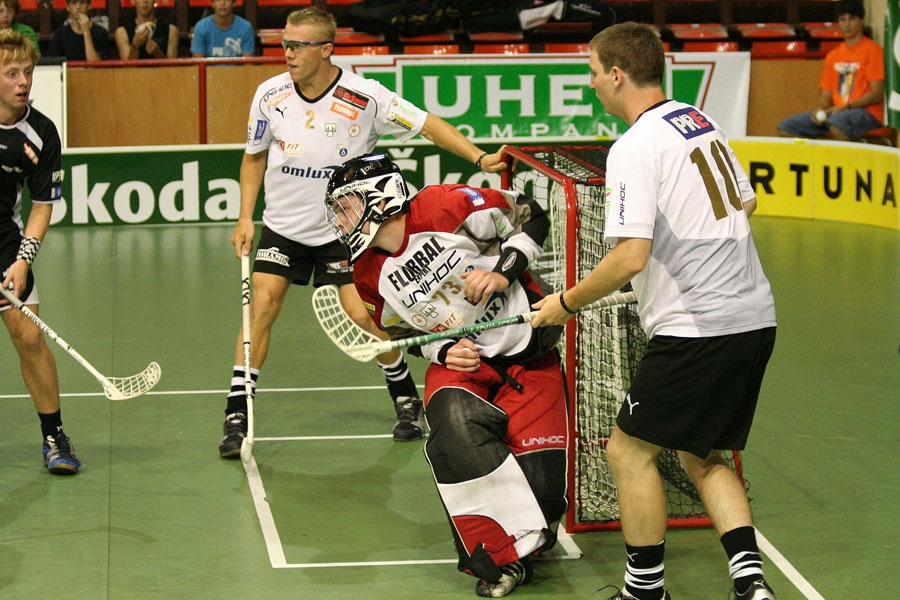 Floorball bande Uher