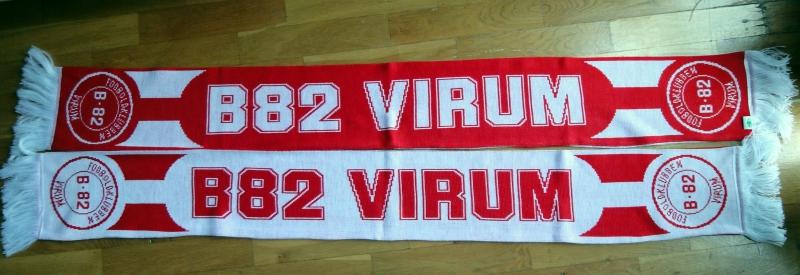 B 82 Virum Halstørklæde