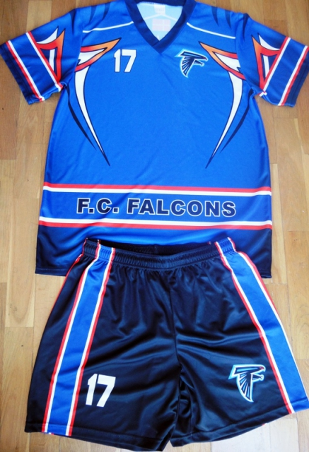 Floorball spilledragter Falcons
