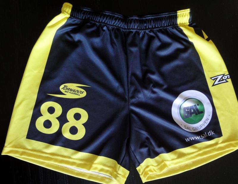 Floorball shorts til Tornados