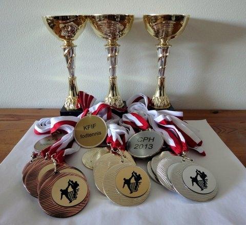 Medaljer og præmier