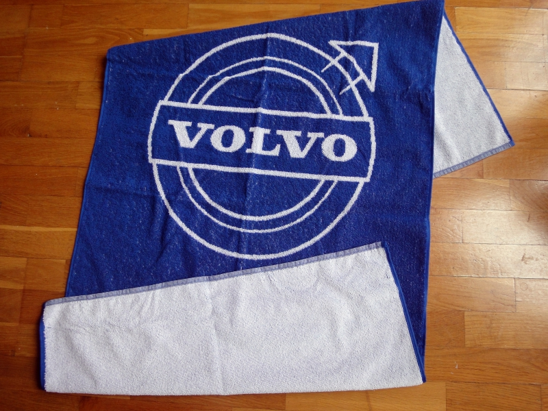 Klub eller firma håndklæder