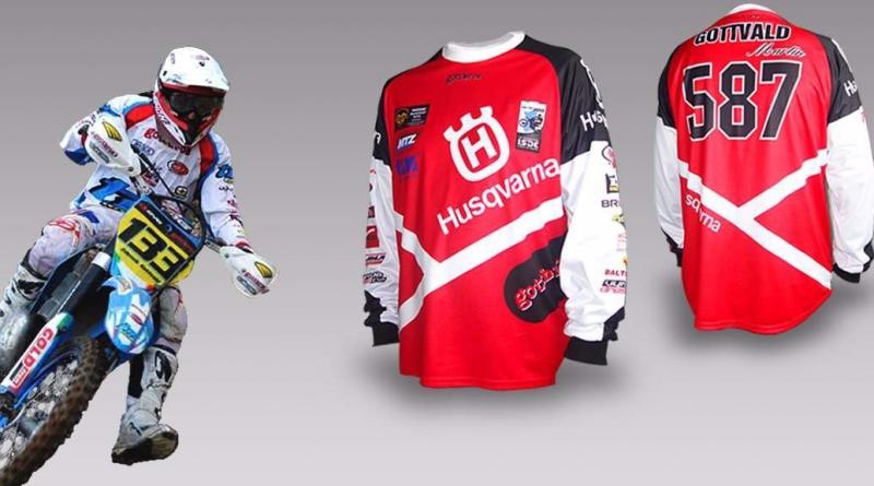 Motorsport jerseys