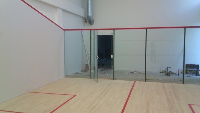 Ny squash bane leveret til Oslo, Norge